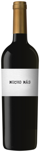 Mucho Mas Red Wine 75CL