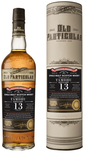Old Particular Tamdhu Single Cask 13 Years