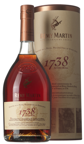Remy Martin 1738 Accord Royal 70CL