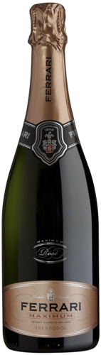Ferrari Spumante Maximum Brut Rosé 75CL