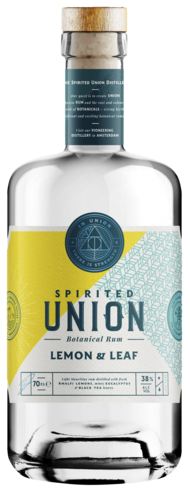 Spirited Union Lemon & Leaf