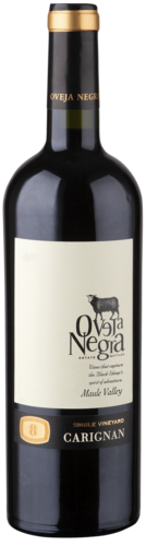 Oveja Negra Single Vineyard Carignan