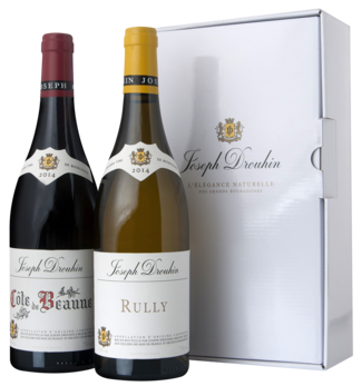Drouhin Cote de Beaune Rouge&Rully Blanc'14 2X75CL