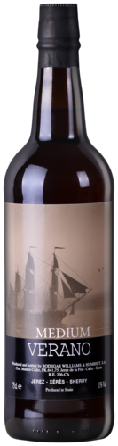 Verano Sherry Medium Dry 75CL