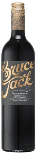 Bruce Jack Reserve Pinotage