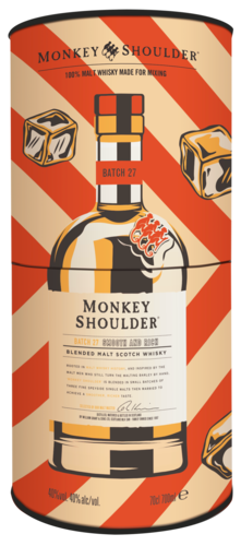 Monkey Shoulder giftpack