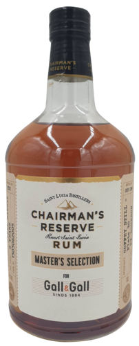 Chairman's Master Selection Single Cask Rum