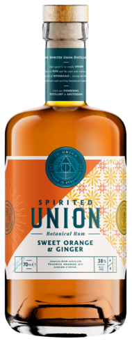 Spirited Union Sweet Orange & Ginger