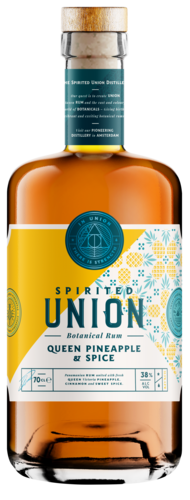 Spirited Union Queen Pineapple & Spice