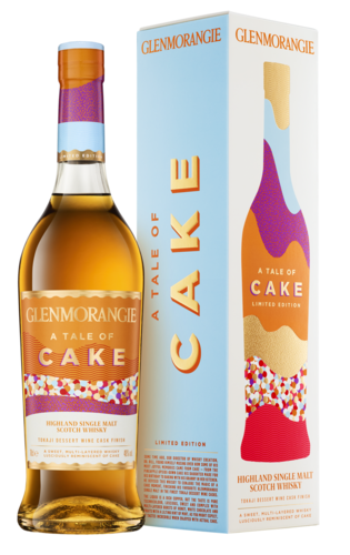 Glenmorangie Cake Limited Edition