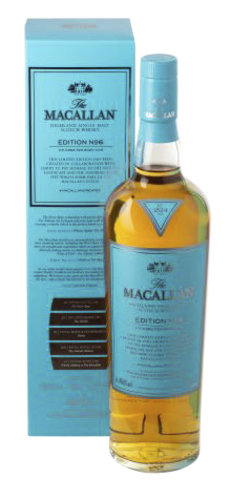 The Macallan Edition 6 70CL