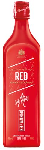 Johnnie Walker Red Icon 200th Anniversary