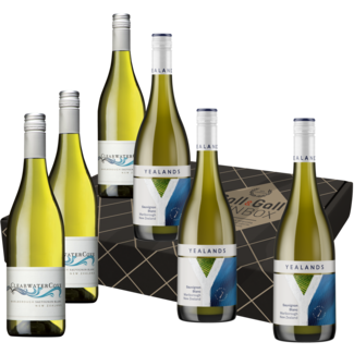 Wijnbox Yealands & Clearwater Cove Sauvignon Blanc