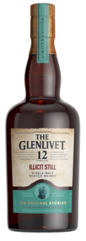 The Glenlivet 12yo Illicit Still