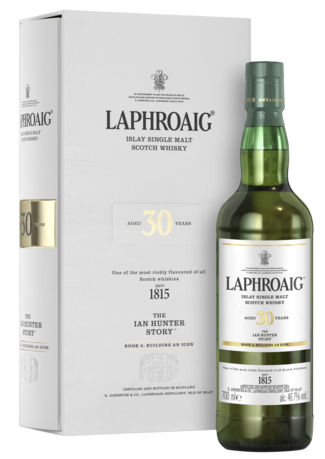 Laphroaig Ian Hunter Book Two Icon