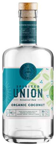 Spirited Union Organic Coconut