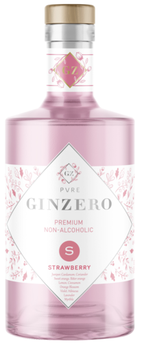 PVRE GINZERO Strawberry