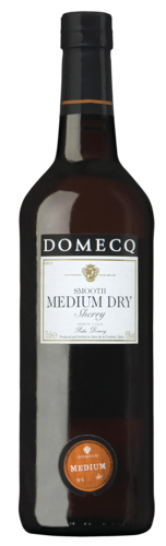 Pedro Domecq Smooth Medium Dry 75CL