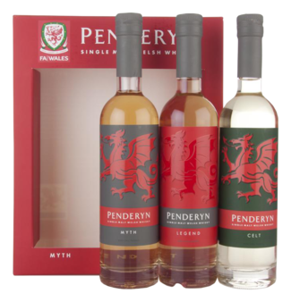 Penderyn 3-Pack Tastingset