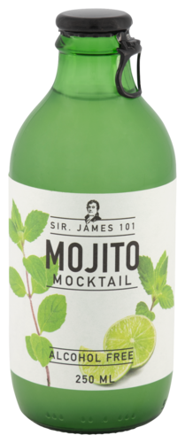 Sir James Mojito Mocktail