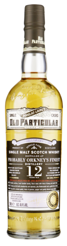 Old Particular Orkney Finest Single Cask 12 years