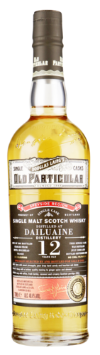 Old Particular Dailuaine Single Cask 12 years
