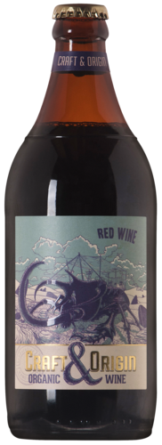 Craft & Origin Organic Red