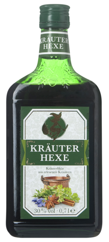 Kräuterhexe German Herbal Liqueur