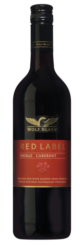 Wolf Blass Red Label Shiraz-Cabernet Sauvignon