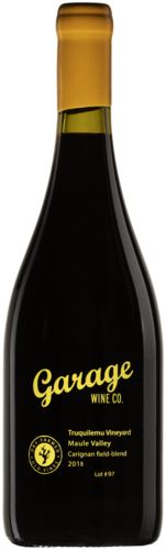 Garage Wine Co Truquilemu Carignan
