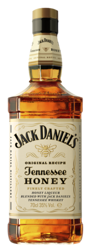 Jack Daniels Honey Tennessee