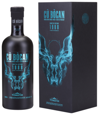 Tomatin Cu Bocan Limited 27 years 70CL