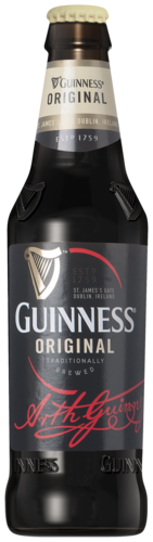 Guinness Stout Original 33CL