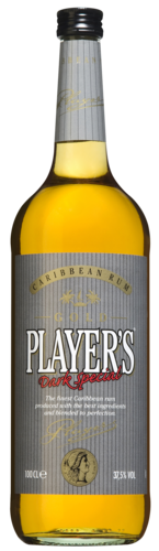 Player's Rum Gold 100CL
