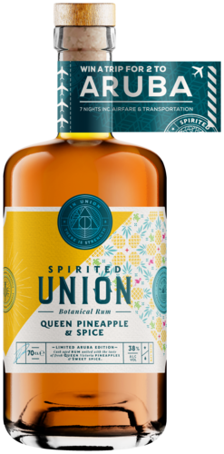 Spirited Union Queen Pineapple & Spice Aruba Gift
