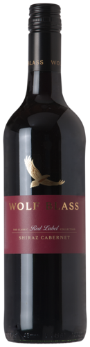 Wolf Blass Red Label Shiraz Cabernet Sauv. 75CL