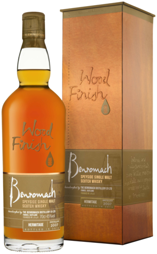 Benromach Hermitage Wood 2007 70CL gall.nl