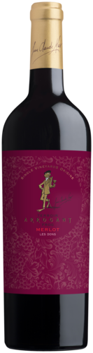 Arrogant Frog Merlot Single Vineyard Select. 75CL