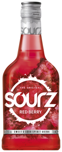 Sourz Red Berry 70CL