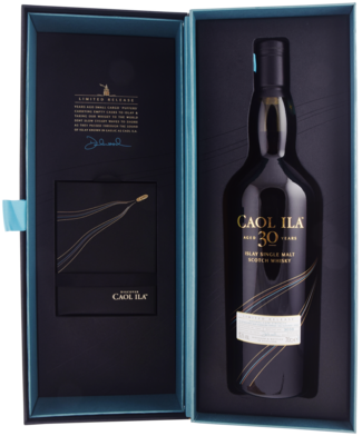 Caol Ila 30 Years Distillers Edition 70CL