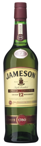 Jameson 12 Years Giftpack
