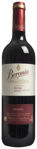 Beronia Crianza 2015 75CL