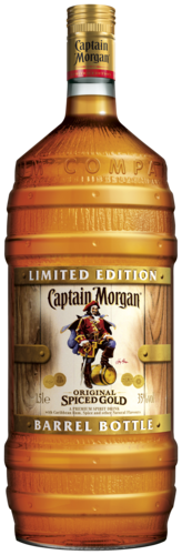 Captain Morgan Spiced Gold 150CL