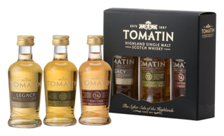 Tomatin 3 pack Legacy - 12-14 Years 3X5CL
