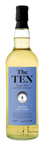 The Ten #04 Longmorn Sherry