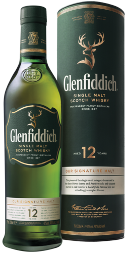 Glenfiddich 12 Years 35CL