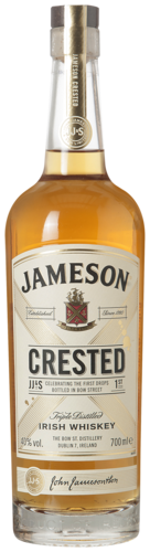Jameson Crested 70CL