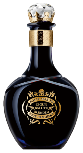 Chivas Regal Royal Salute 62 Guns