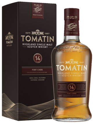 Tomatin 14 Years Portwood
