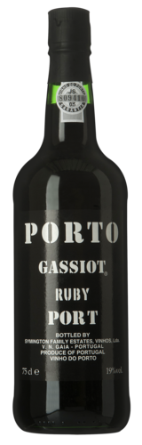 Gassiot Ruby Port 75CL